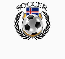 Iceland Soccer 2016 Fan Gear Unisex T-Shirt