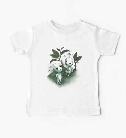 Natural History - Forest Spirit studies Baby Tee