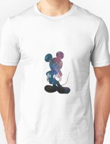 Galaxy mickey  T-Shirt