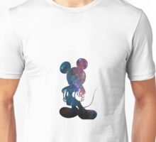 Galaxy mickey  Unisex T-Shirt