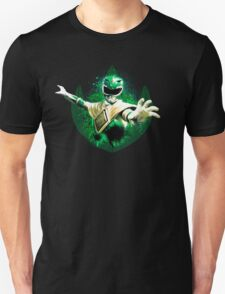 Green Ranger Splatter T-Shirt