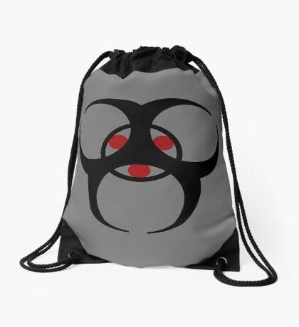 Trikru symbol Drawstring Bag
