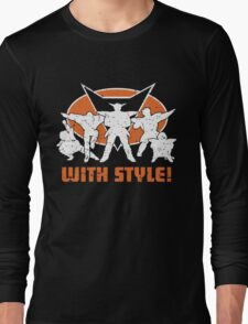 ginyu force Long Sleeve T-Shirt