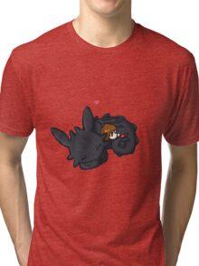 Toothless Hug Tri-blend T-Shirt