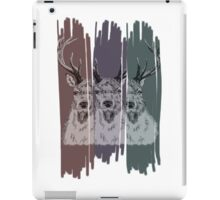 Stags iPad Case/Skin