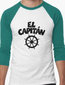 El Capitán Wheel Men's Baseball ¾ T-Shirt