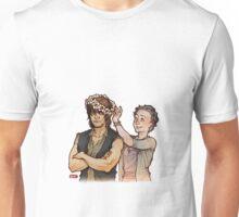 TWD_daryl and carol Unisex T-Shirt