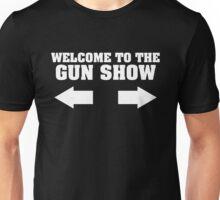 gun show Unisex T-Shirt