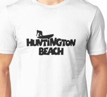 Huntington Beach Surfing Unisex T-Shirt