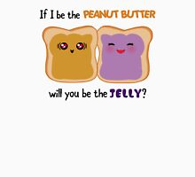 Peanut butter & Jelly Womens Fitted T-Shirt
