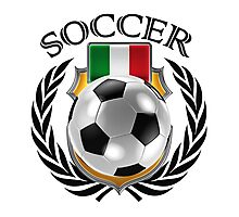 Italy Soccer 2016 Fan Gear Photographic Print