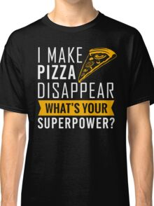 Pizza disappear Classic T-Shirt