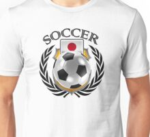 Japan Soccer 2016 Fan Gear Unisex T-Shirt