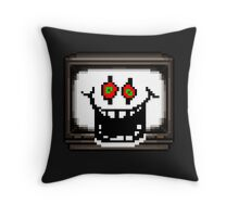 Flowey Omega - UNDERTALE - Pixel art Throw Pillow