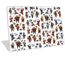 Team Fortress 2 / RED,BLU All Class(pattern) Laptop Skin
