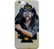 Lemmy iPhone Case/Skin
