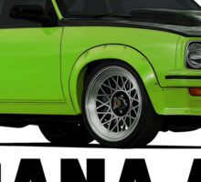 Holden Torana - A9X Hatchback - Green Sticker