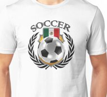 Mexico Soccer 2016 Fan Gear Unisex T-Shirt