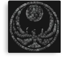 Skyrim logo Canvas Print