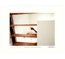 accumulated imperfection 2 Art Print