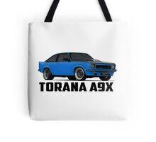 Holden Torana - A9X Hatchback - Blue Tote Bag