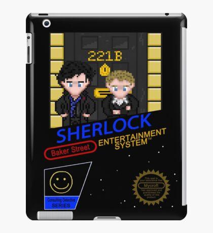 NINTENDO: NES SHERLOCK iPad Case/Skin