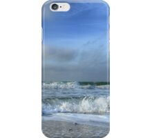 Prerow Weststrand iPhone Case/Skin