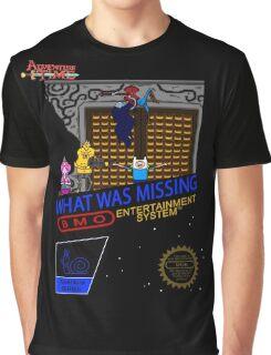 NINTENDO: NES ADVENTURE TIME  Graphic T-Shirt