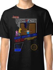 NINTENDO: NES ADVENTURE TIME  Classic T-Shirt
