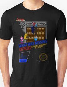NINTENDO: NES ADVENTURE TIME  Unisex T-Shirt