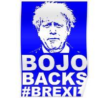 Bo Jo backs brexit ukip Poster