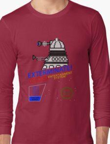 NINTENDO: NES EXTERMINATE! Long Sleeve T-Shirt