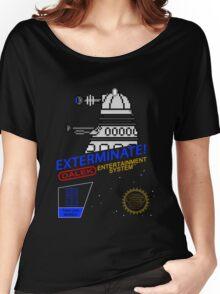 NINTENDO: NES EXTERMINATE! Women's Relaxed Fit T-Shirt