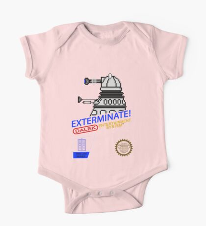 NINTENDO: NES EXTERMINATE! One Piece - Short Sleeve