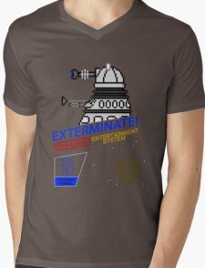 NINTENDO: NES EXTERMINATE! Mens V-Neck T-Shirt