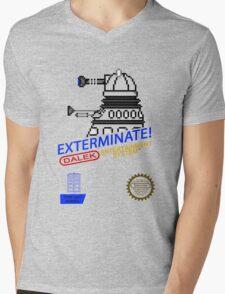NINTENDO: NES EXTERMINATE! Mens V-Neck T-Shirt
