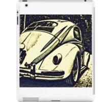 Oval bug iPad Case/Skin