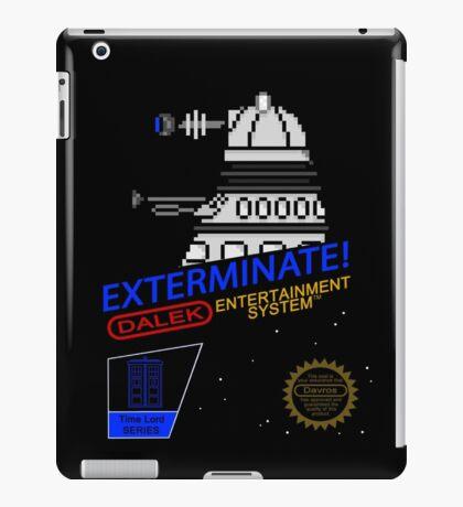 NINTENDO: NES EXTERMINATE! iPad Case/Skin