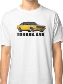 Holden Torana - A9X Hatchback - Yellow Classic T-Shirt