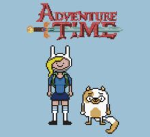 ADVENTURE TIME WITH FIONNA AND CAKE  Kids Tee
