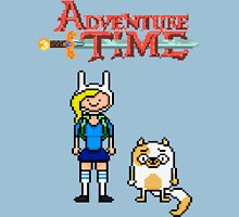 ADVENTURE TIME WITH FIONNA AND CAKE  Unisex T-Shirt