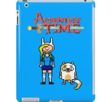 ADVENTURE TIME WITH FIONNA AND CAKE  iPad Case/Skin