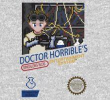 NINTENDO: NES DOCTOR HORRIBLE  Kids Tee