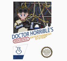 NINTENDO: NES DOCTOR HORRIBLE  One Piece - Short Sleeve