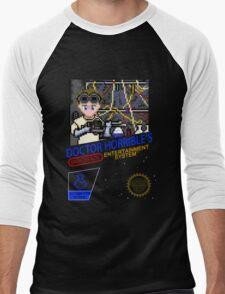 NINTENDO: NES DOCTOR HORRIBLE  Men's Baseball ¾ T-Shirt
