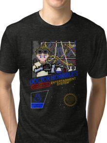 NINTENDO: NES DOCTOR HORRIBLE  Tri-blend T-Shirt