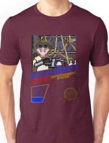 NINTENDO: NES DOCTOR HORRIBLE  Unisex T-Shirt