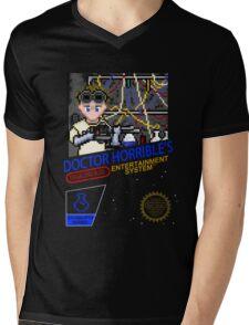 NINTENDO: NES DOCTOR HORRIBLE  Mens V-Neck T-Shirt