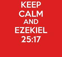 Keep Calm and Ezekiel 25:17 Unisex T-Shirt