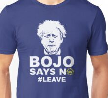 Bo Jo says no ukip Unisex T-Shirt